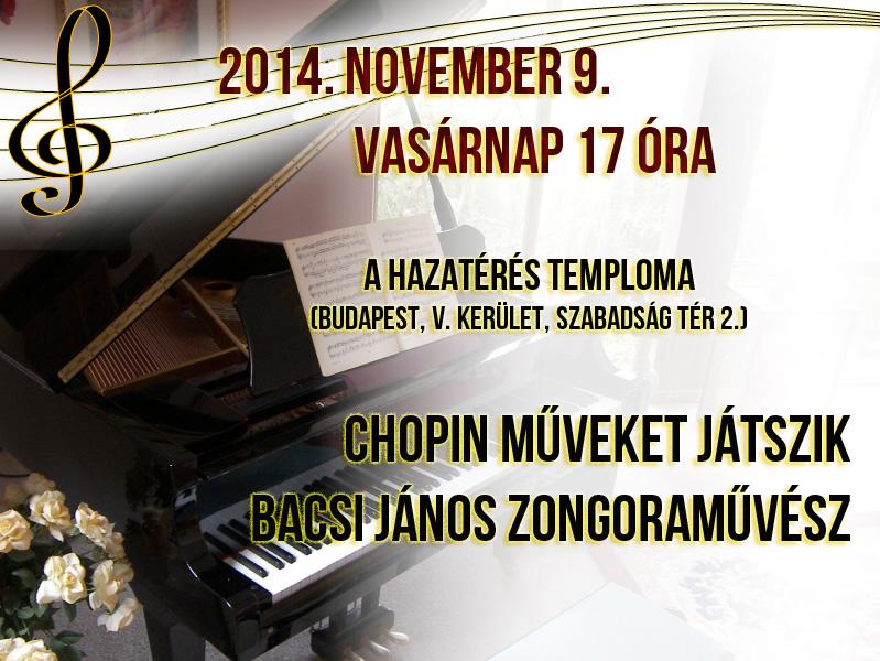 Chopin concert copy